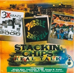 Stackin Chips-Real Talk album cover