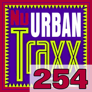 ERG Music: Nu Urban Traxx, Vol. 254 (November 2018) album cover