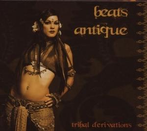 Tribal Derivations  album cover