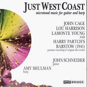 Just West Coast album cover