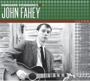 John Fahey (Vanguard) album cover