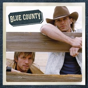 Blue County album cover