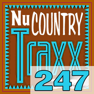 ERG Music: Nu Country Traxx, Vol. 247 (November 2019) album cover