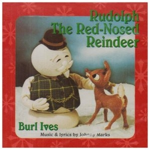 Rudolph The Red-Nosed Reindeer album cover