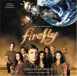 Joss Whedon's Firefly: Original Television Soundtrack album cover