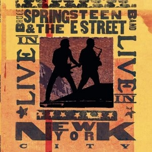 Live In New York City album cover
