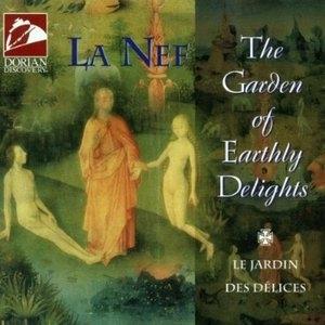 The Garden Of Earthly Delights (Le Jardin Des Délices) album cover