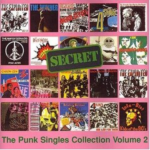 Secret Records: The Punk Singles Collection Vol. 2 album cover