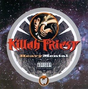 Heavy Mental album cover