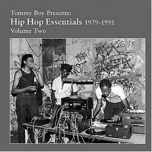 Tommy Boy Presents: Hip Hop Essentials, Volume 2 (1979-1991) album cover