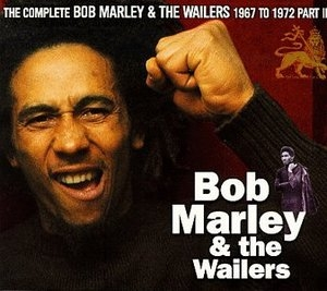 The Complete Bob Marley And The Wailers 1967-1972 Pt.2 album cover