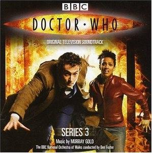 Dr. Who Series 3: Original Television Soundtrack album cover