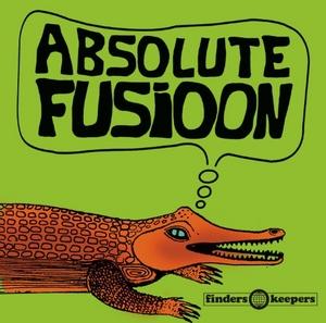 Absolute Fusioon album cover