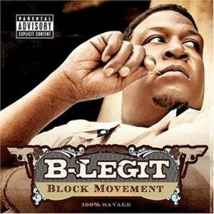 Block Movement album cover
