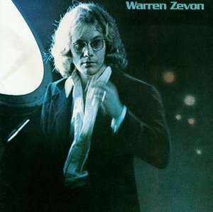 Warren Zevon album cover