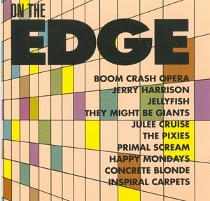 On The Edge (Warner Brothers) album cover