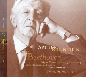 Rubinstein Collection, Vol.79 album cover