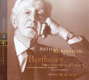 Rubinstein Collection, Vol.79 album cover