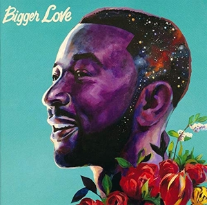 Bigger Love album cover