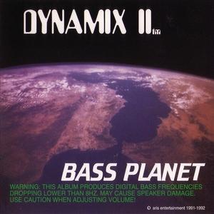 Bass Planet album cover