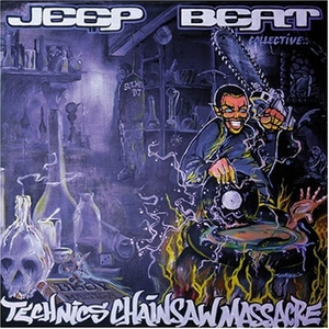 Technics Chainsaw Massacre album cover
