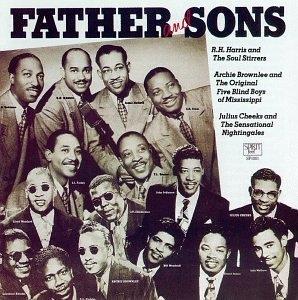 Father & Sons: Gospel Quartet Classics album cover