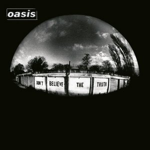 Don't Believe The Truth album cover
