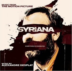 Syriana: Music From The Motion Picture album cover