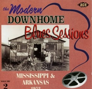 The Modern Downhome Blues Sessions Vol.2 album cover