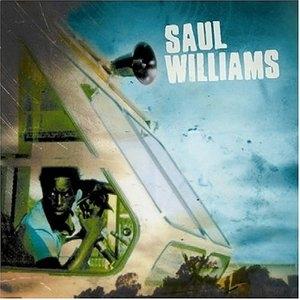 Saul Williams album cover