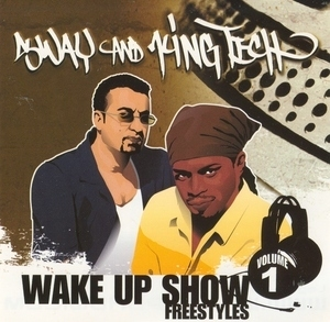 Wake Up Show Freestyles, Vol. 1 album cover