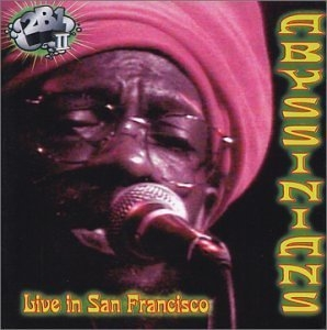 Live In San Francisco album cover