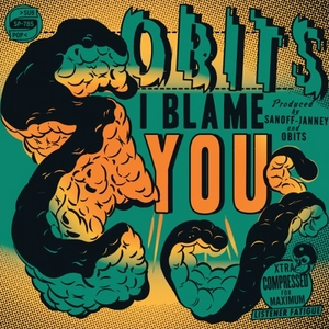 I Blame You album cover