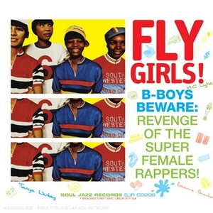Fly Girls: Revenge Of The Female Rappers album cover