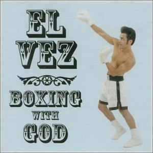 Boxing With God album cover