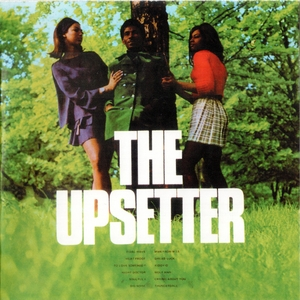 The Upsetter album cover