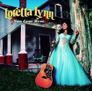 Van Lear Rose album cover