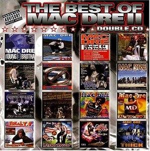Best Of Mac Dre 2 album cover