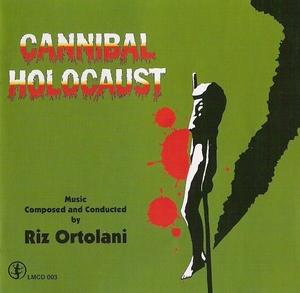 Cannibal Holocaust (Original Soundtrack) album cover
