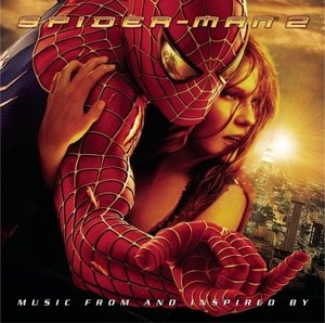 Spider-Man 2: Music From And Inspired By album cover