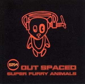 Outspaced album cover