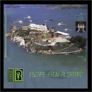 Escape From Alcatraz album cover