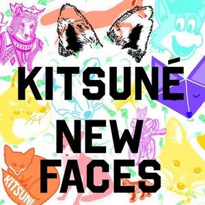 Kitsuné New Faces album cover