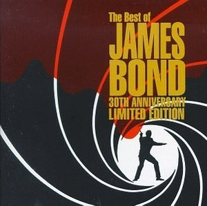 The Best Of James Bond: 30th Anniversary Limited Edition album cover