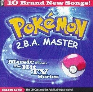 Pokémon: 2.B.A. Master: TV Soundtrack album cover