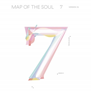 Map Of The Soul: 7 album cover