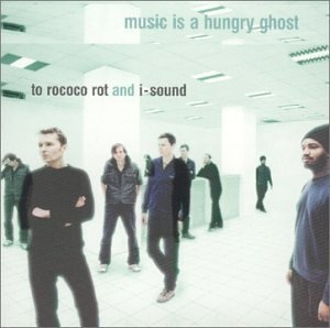 Music Is A Hungry Ghost album cover