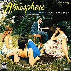 Sad Clown Bad Summer Number 9 album cover
