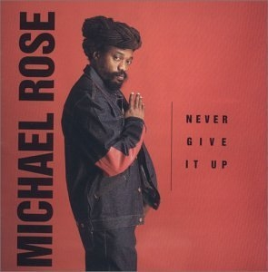Never Give It Up album cover