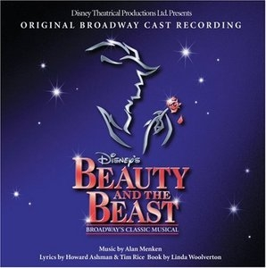 Disney's Beauty And The Beast (Original Broadway Cast) album cover
